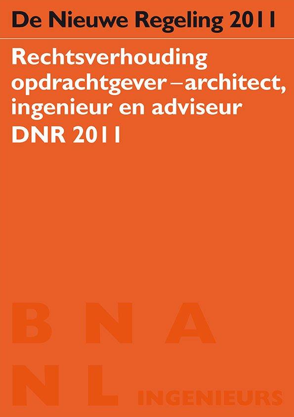 Algemene voorwaarden: Rechtsverhouding DNR2011